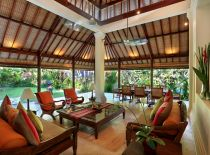 Villa Bunga Wangi, Living and Dining Room