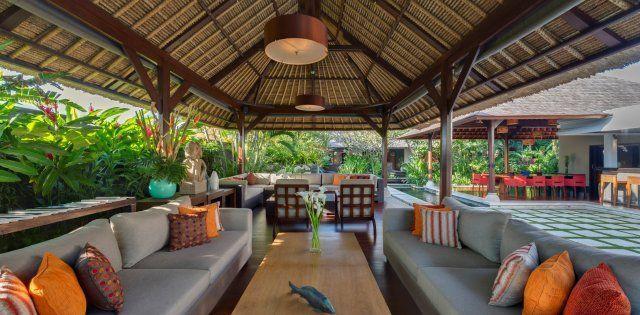 Rent villa asta in seminyak from bali luxury villas for Luxury outdoor living