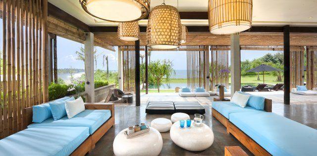 Villa Tantangan, Living Room Area