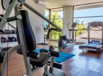 Villa Freedom, Gym Area