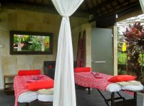 Villa Passion, Massage Zimmer