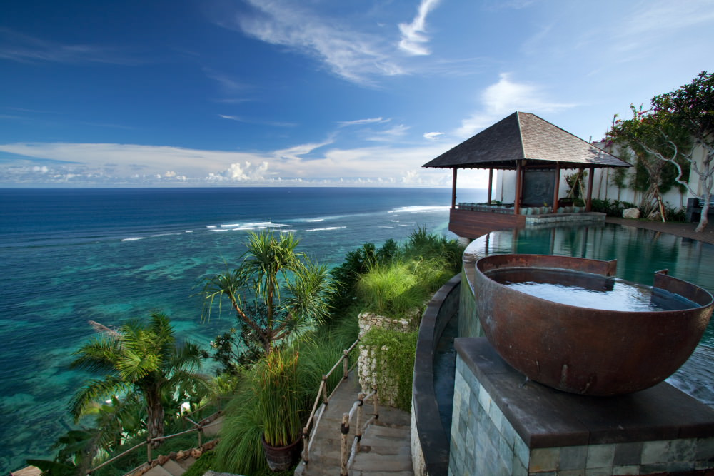 Viceroy bali hotel indonesia luxury travellers for The one hotel bali