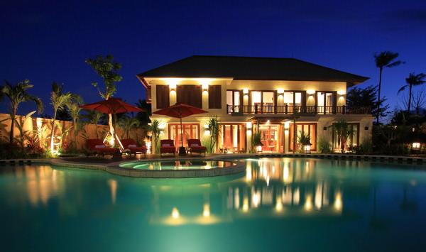 Купить дом на острове на берегу моря